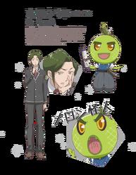 Uriya Makuwa - Japanese Bio