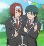 Shou and Ichiban