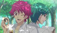 Ichiro & Taishi