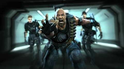 Binary Domain- Walkthrough Chapter 5-4 HD part 2