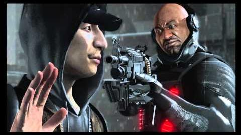 Binary Domain Slum Kids Trailer