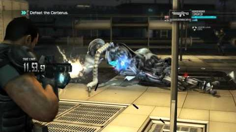 Binary Domain- Walkthrough Chapter 5-4- HD part 1