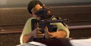Binary Domain - Detective Kurosawa (Sniper)