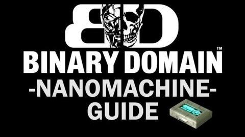 Binary Domain - All Nanomachine Locations