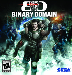 Binary Domain Cover Art