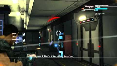Binary Domain- Walkthrough Chapter 5-2- HD part 1