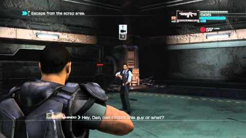 Binary Domain- Walkthrough Chapter 5-3- HD