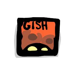 Gish Poster