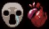Mask Hearti