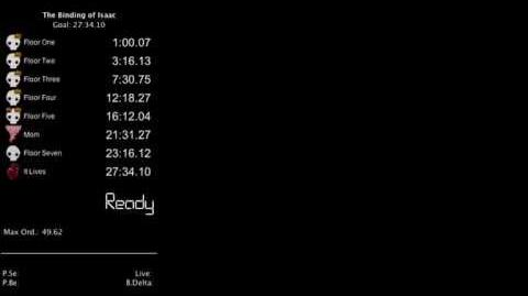 (Wr) The Binding of Isaac - First Floor - 00 19 33