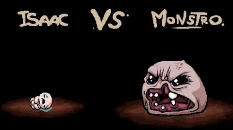 The Binding of Isaac - All Bosses - Monstro Айзек - Все Боссы - Монстро