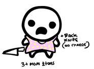 Mom Transformation Concept