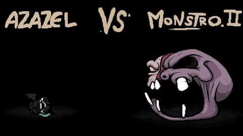 The Binding of Isaac - All Bosses - Monstro II Айзек - Все Боссы - Монстро II