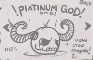 Platinum God Geheimnis