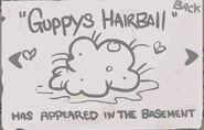 Guppys Hairball Geheimnis