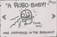 A Robo Baby Geheimnis