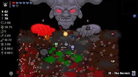 TBoI Afterbirth+ Отрывок 2 Поломались и часы, и Мега Сатана!