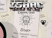Eternal God!