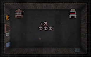 Игровая комната Rebirth