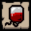 Achievement blood bag