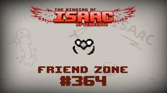 Binding of Isaac Afterbirth Item guide - Friend Zone