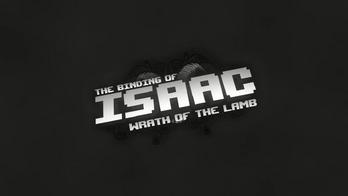 BoI Wrath of the Lamb title