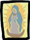 Prayer Card Icon