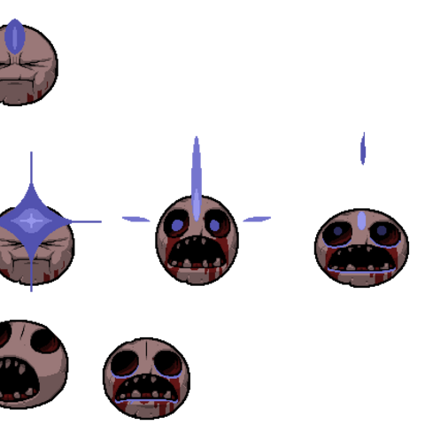Another Mega Maw's sprite sheet.
