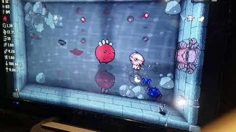 The Binding of Isaac Repentance PAX West Demo Footage