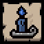 Achievement the blue candle
