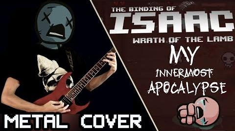 Binding of Isaac - My Innermost Apocalypse (Cover) AHmusic