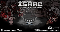 The Binding of Isaac Wrath of the Lamb 41623