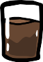 Chocolate Milk Icon