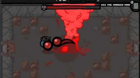 Binding of Isaac Mom under 30 seconds