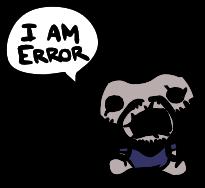Error guy