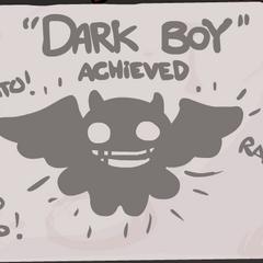 The Dark Boy Achievement