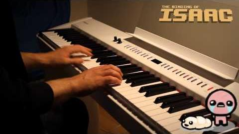Binding of Isaac - Repentant (Piano) Sheet Music