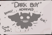 Dark Boy Achievement