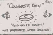 Counterfit Coin -secret-