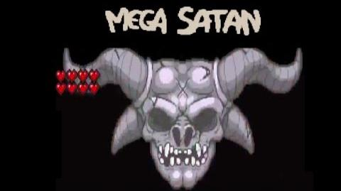 The Binding Of Isaac Rebirth - Mega Satan Boss Fight!