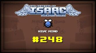 Binding of Isaac Rebirth Item guide - Hive Mind