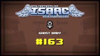 Binding of Isaac Rebirth Item guide - Ghost Baby
