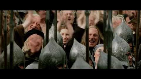 Rammstein Lord Of The Ring(Ich Will the Return of the King)