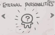 Eternal personalities