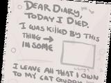 Isaac's Last Will