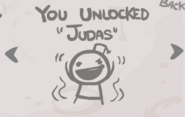 Judas achievement