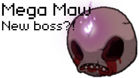 The Binding of Isaac Rebirth - Boss «Mega Maw»