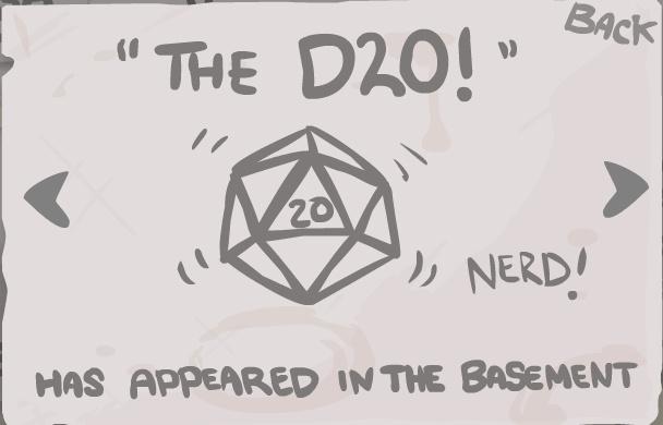The D20 -secret-