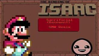 The Binding of Isaac - Sacrificial (Basement Theme) (SMW Remix)