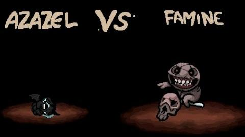 The Binding of Isaac - All Bosses - Famine Айзек - Все Боссы - Голод